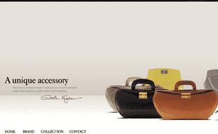 creazione sito azienda di borse