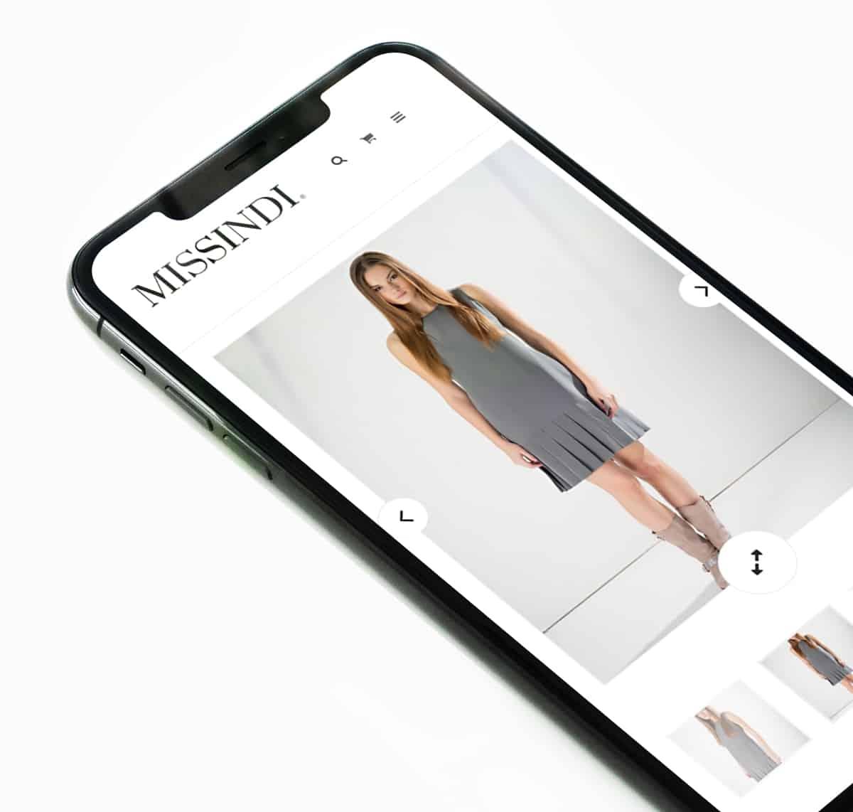 creazione sito e-commerce abbigliamento