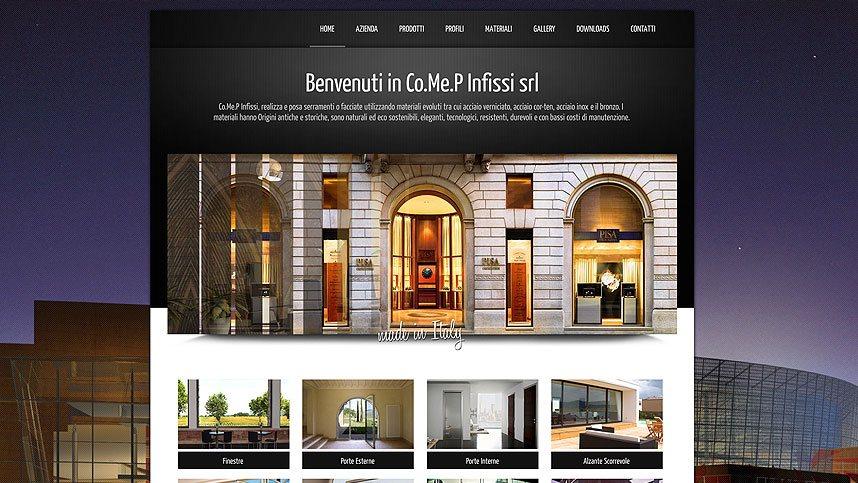 creazione sito aziendale di qualità