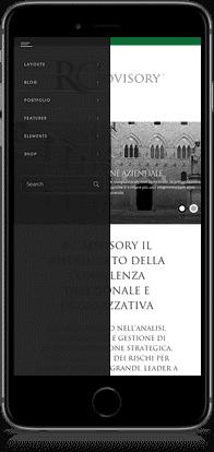 creazione sito mobile aziendale