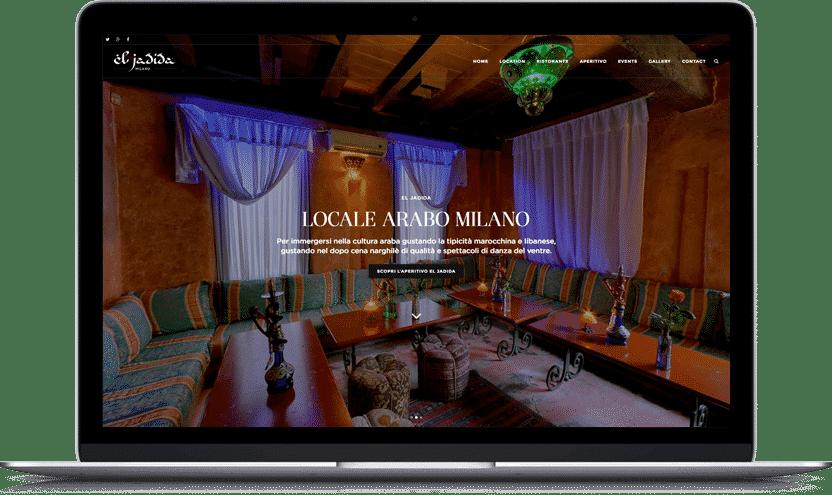 realizzazione sito aziendale milano