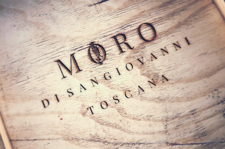 Creazione logo azienda vinicola
