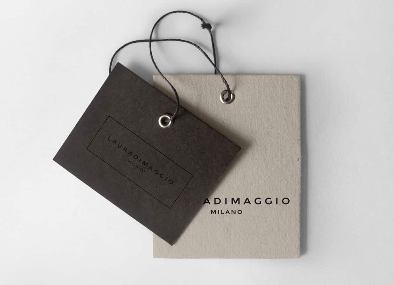 Creazione logo marchio azienda di moda