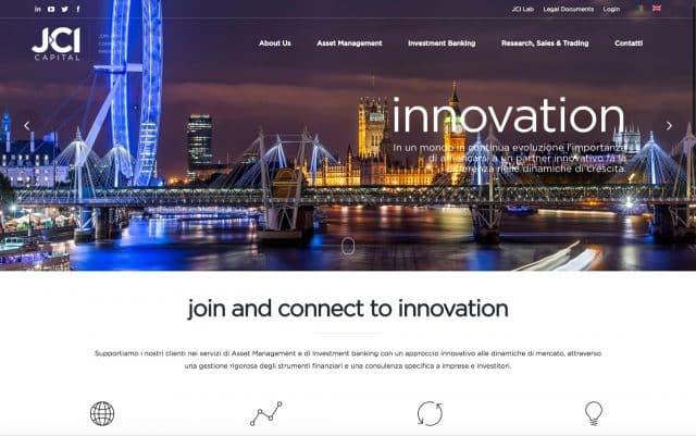 creazione sito web corporate aziendale