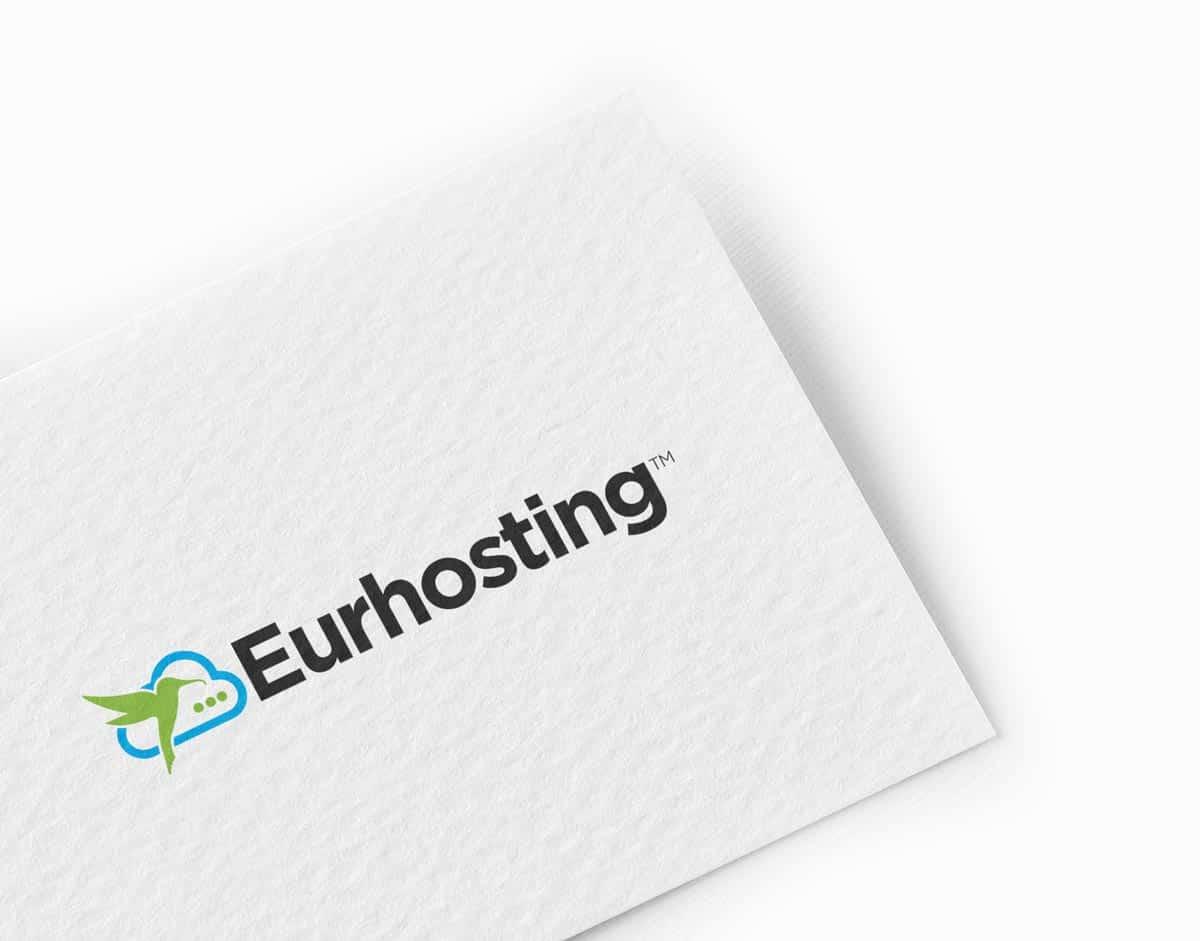 creazione logo marchio eurhosting