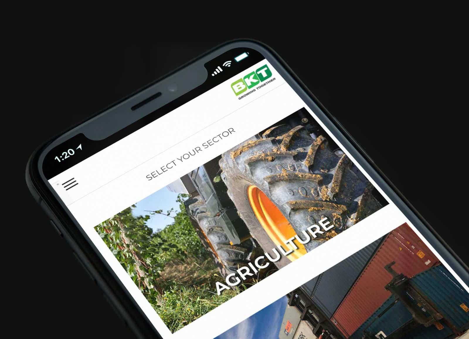 sito web responsive aziendale