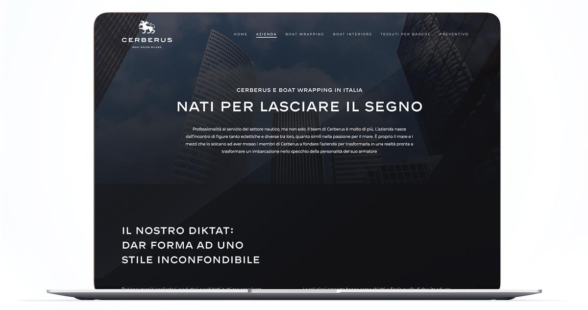creazione sito web nautica