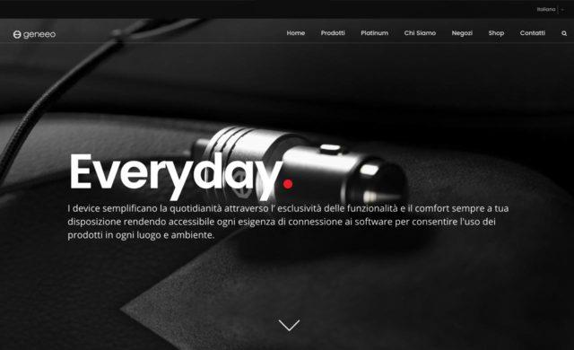 realizzazione sito startup