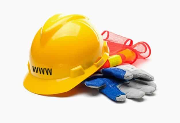 manutenzione e sicurezza sito web