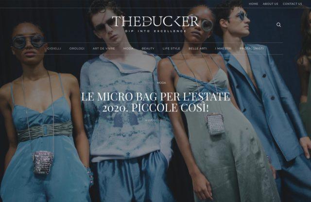 creazione e realizzazione sito web blog magazine